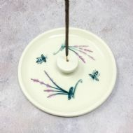 Mia Sarosi 'Lavender & Bees' Incense Holder